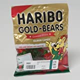 HARIBO CHRISTMAS GOLDEN BEAR 4 OZ, Case Pack of 12