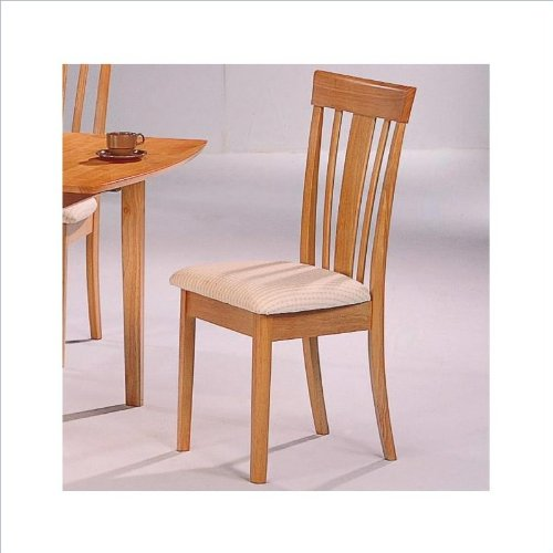 Maple Side Chairs (Set of 2) – Coaster 4358 Efurnitureshowroom For Sale