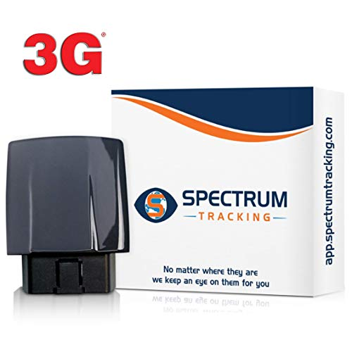 Fuel Management Interface - Spectrum Smart: GPS Tracker for Vehicles | Real-time tracking of Location, Speed, Fuel, Driving Behavior | Alerts for Speeding, Harsh Driving, Geofence | For Teenager, Family, and Fleet