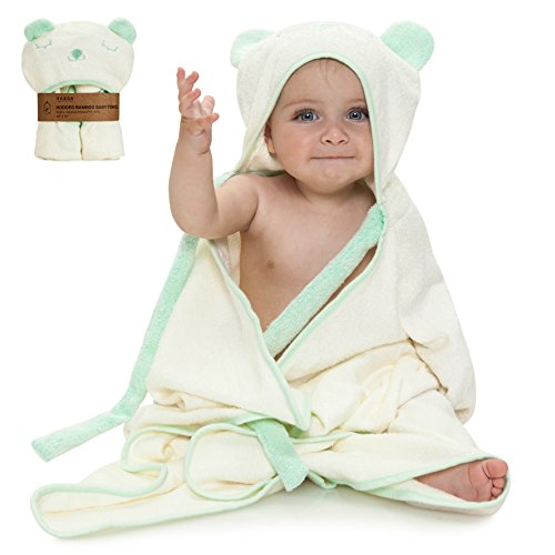 Baby Absorbent Back Towel (Giraffe) - 5