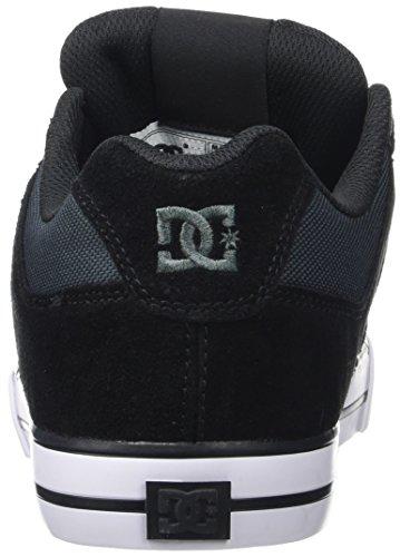 DC Shoes Pure Se - Botas Hombre Noir (Black/Dk Grey)
