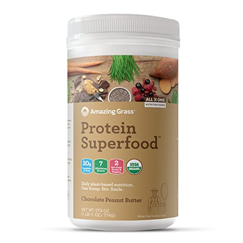 Amazing Grass Organic Protein Superfood
