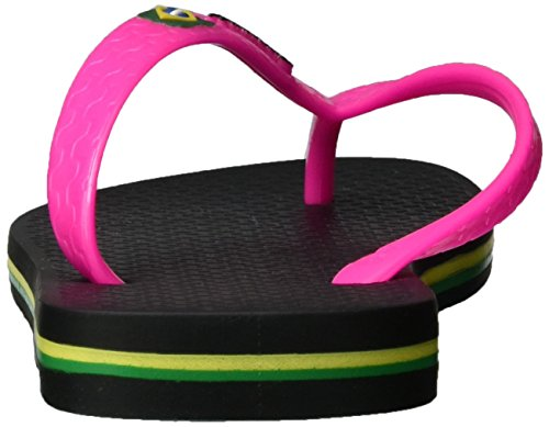 Ipanema Classic Brazil Ii Fem, Chanclas para Mujer Mehrfarbig (black/pink)