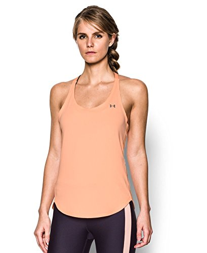 Under Armour Women's HeatGear Armour Coolswitch Tank