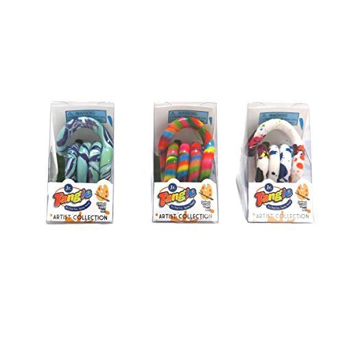 Artist Collection - TANGLE Jr Artist Collection - Set of 3