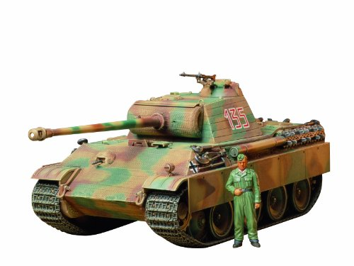 Panther Type 35 (Tamiya 35170 Panther Type G Early Version 1/35 Scale Model Kit)