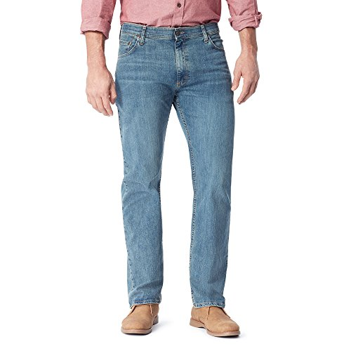 Wrangler Authentics Men's Big & Tall Regular Fit Comfort Flex Waist Jean