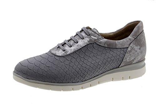 PieSanto Women's 6994 Leather Comfort Sneaker Extra Wide