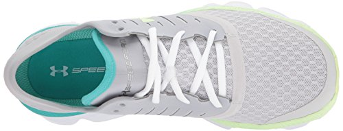 W Scarpe Overcast Under Armour Speedform Ua glacier Intake Donna 941 Running Gray qE7Xw6AxCX