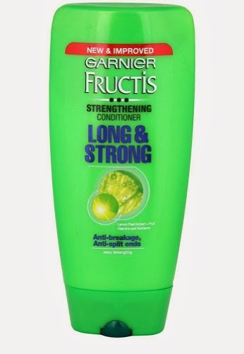 Garnier Fructis Conditioner Long and Strong, 175ml