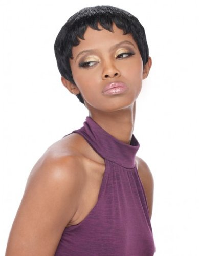 Outre Premium Duby Human Hair Wig - PIXIE - Wig Halle