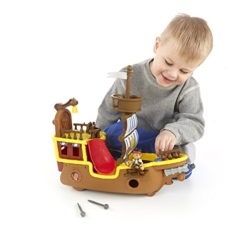 Fisher-Price Jake and The Neverland Pirates - Jake's Pirate Adventure Bucky by Fisher-Price (Image #3)