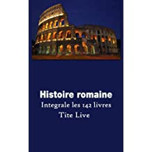 Historie romanie (French Edition)