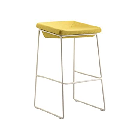 Amazon.com: Counter Height Bar Stools IKEA Nordic Simple ...