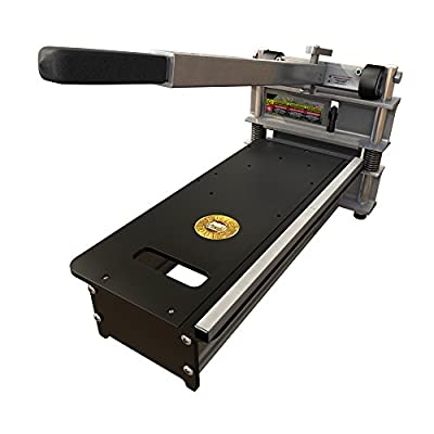 Bullet Tools 9 inch MAGNUM Laminate Flooring Cutter for pergo, wood and more