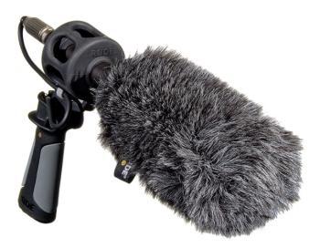 Afbeeldingsresultaat voor windscreen microphone