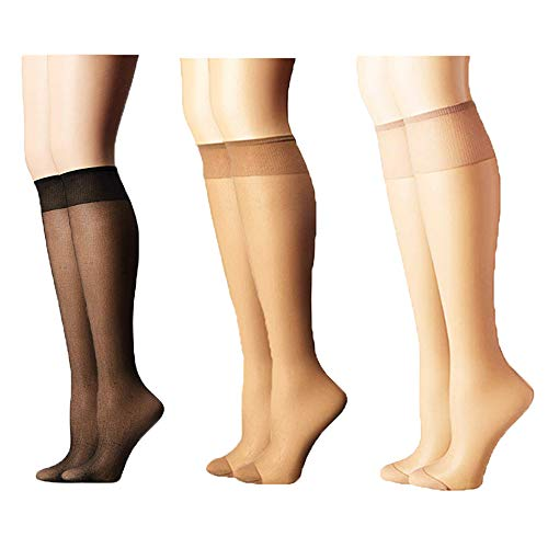 Egertee Pairs Ladys Sheer Stockings product image