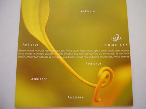 Ambiance Collection - Ambiance - The Jafra Home Spa Music Collection