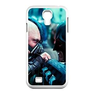 Bane Vs Batman Samsung Galaxy S4 9500 Cell Phone Case White Exquisite gift (SA_615887)