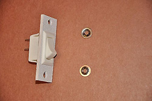 Jenn-air Cooktop Stove Fan Switch (White Color) Replacement (Not Original) 2 Wire Kit 12001130