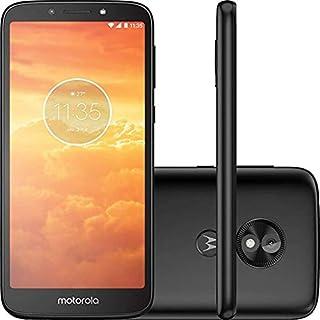 "Motorola Moto E5 Play XT1920-19 Factory Unlocked 16GB Dual SIM 1GB RAM 4G LTE 5.3"" LCD Display 8MP International Version (Black)"