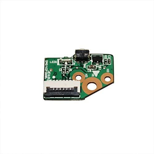 GinTai Power Switch Button Board Replacement for HP X360 15-u101s CTO