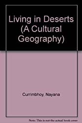 Living in Deserts (Cultural Geography Series)