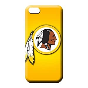 iphone 6plus 6p phone carrying covers Retail Packaging Hybrid trendy washington redskins