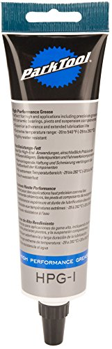 Park Tool HPG-1 High Performance Grease Blue, 4oz (Best Grease For Ceramic Bearings)