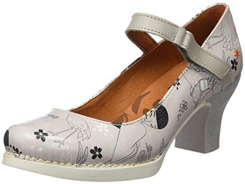 Art Tacón Punta Mujer sakura Con Harlem Para Cerrada Colores Fantasy 0933f Varios De Zapatos CqrCSw1