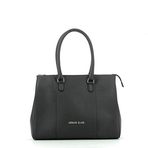 Armani 922574cc857 - Shopper Mujer Negro