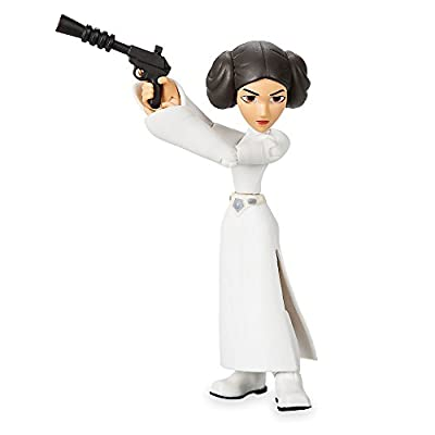Princess Leia Action Figure - Star Wars Toybox