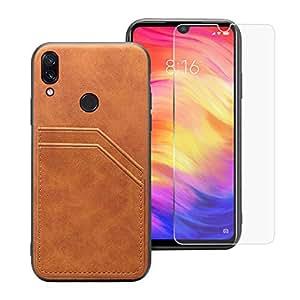 Amazon.com: Totoose Xiaomi Redmi Note 7 TPU+PC+PU Case