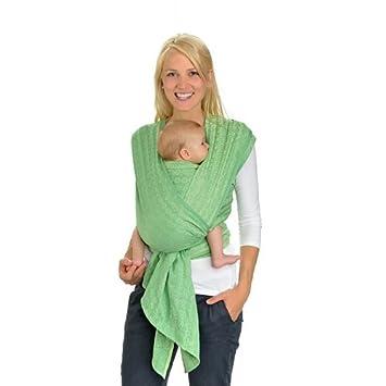 Hoppediz Coffret de Z de Darlin écharpe de portage pour bébé, binde  Instructions inclus, 114ae57806e