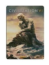 Sid Meier's Civilization VI - Steelbook [Enthält kein Spiel] [Importación alemana]