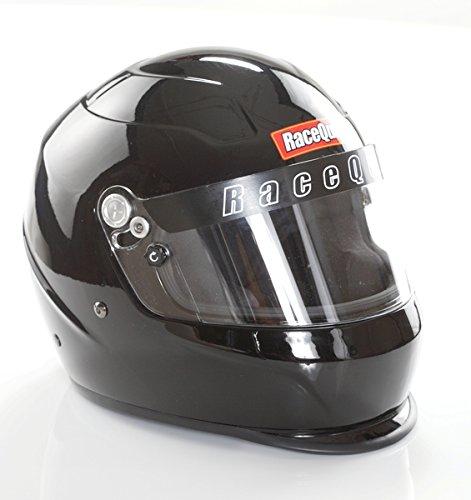 Helmet Race Small (RaceQuip 273002 Gloss Black Small PRO15 Full Face Helmet (Snell SA-2015 Rated))