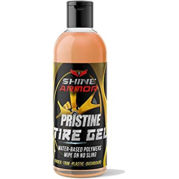 Amazon Com Shine Armor Pristine Tire Shine Dressing