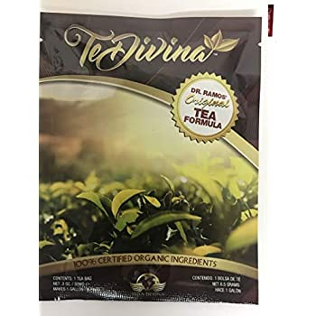 Amazon.com: Tea Divina - Vida Divina Detox Tea One Week ...