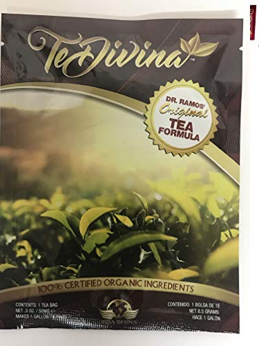 Best Seller Authentic,In stock,TeDivina 6 weeks supply supply,coming back of the''ORIGINAL''detox tea, way more effective than iaso ()