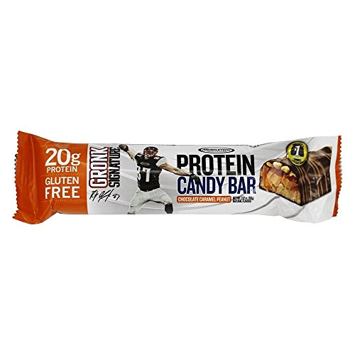 Muscletech Products - Protein Candy Bar Chocolate Caramel Peanut - 2.12 oz.