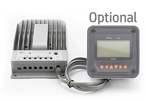 20A MPPT 12/24V Solar Laderegler automatische Erkennung mit LED Anzeige - Solarmodule - Solarpanel - solarXXL