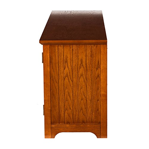 037732099071 - Remington Mission Oak Media Stand carousel main 7