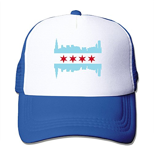 ACMIRAN Chicago Red Stars Adjustable Trucker Hat One Size (Assassin's Creed 2 Costume Pattern)