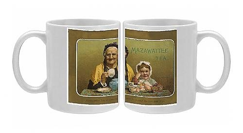 Photo Mug Of Mazawattee Tea Advert