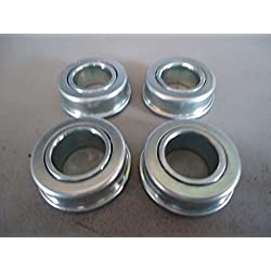(Ship from USA) set of 4 Updated Wheel Bearings For AM127304 L108 L111 L118 L130 L100 /ITEM NO#I-86/Q-UI754346829
