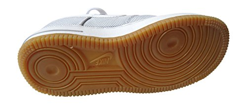 Zapatos de entrenamiento Nike Air ForceSport pure platinum white light brown 019