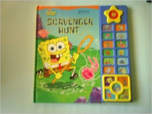 Spongebob Square Pants: Scavenger Hunt: David Lewman, Teale