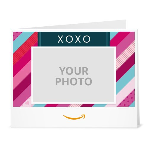XOXO (Your Photo) Print at Home link image