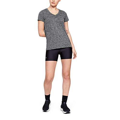 Under Armour Women's Tech V-Neck Twist Short-Sleeve T-Shirt