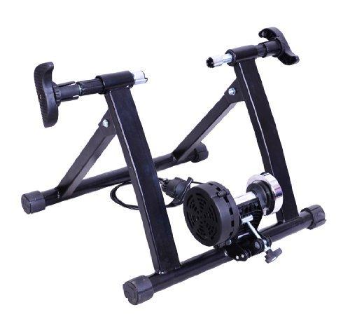 15 opinioni per Rullo per bicicletta a magnete, per allenamento in casa, nero- NUOVO